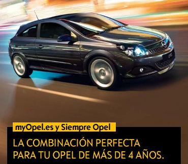 Myopel.es y Siempre OPEL