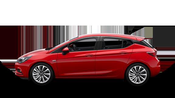 Nuevo Astra 5 puertas