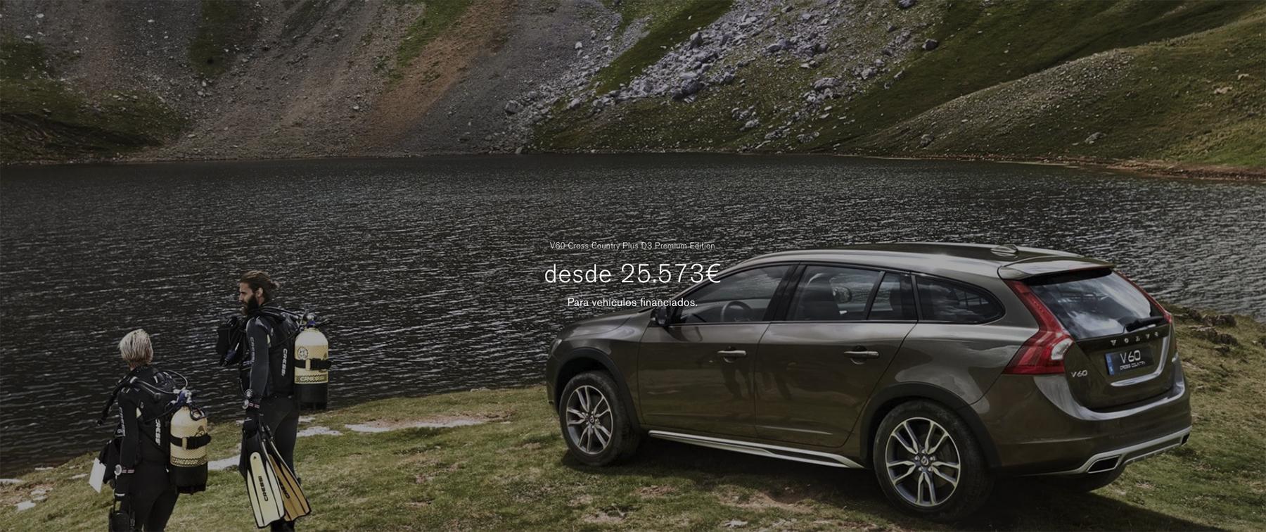 Volvo V60 Cross Country D3 Premium